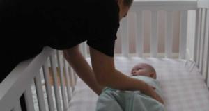 Mom Baby Crib